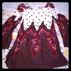 Boho dress by Free People